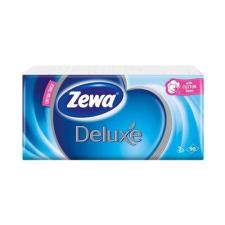 ZEWA Papírzsebkendő ZEWA Deluxe 3 rétegű 90 db-os Normál higiéniai papíráru