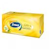 Zewa Softis papír zsebkendő 80 db-os 4 rétegű soft&sensitive, dobozos