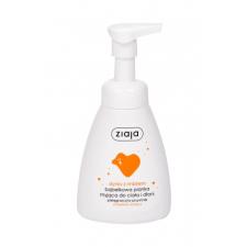 Ziaja Pumpkin With Ginger Hands & Body Foam Wash folyékony szappan 250 ml nőknek szappan
