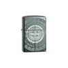 Zippo Öngyújtó, Black Ice Compass 29232