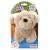 Zookiez kis kutya plüssfigura - 15 cm