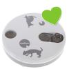 zoolove Spinning Wheel intelligenciajáték kutyáknak - Ø 24 cm