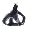Zooplus Feel Free puha kutyahám - fekete - Gr. M: 42 - 46 cm mellkas kerülete