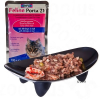 Zooplus Feline Porta 21 6 x 100 g - Tonhalas aloe verával