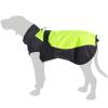 Zooplus Illume Nite Neon fényvisszaverő kutyakabát - kb. 45 cm háthossz