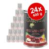 Zooplus Selection 24 x 400 g - Adult Sensitive csirke & rizs