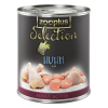 Zooplus Selection Adult Active csirke - 6 x 400 g