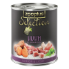Zooplus Selection Senior & Light csirke - 6 x 800 g