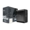 ZOTAC ZBOX QK5P1000 | Intel Core i5-7200U 2,5 | 8GB DDR4 | 250GB SSD | 0GB HDD | nVIDIA Quadro P1000 4GB | W10 P64