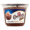 Zott Cremore Duo csokoládés puding kakaós tejszínhabbal 200 g