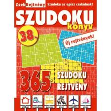 - ZSEBREJTVÉNY SZUDOKU KÖNYV 38. idegen nyelvű könyv