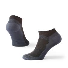 ZULU Merino Summer W fekete/szürke / Zoknie: 39-42 női zokni