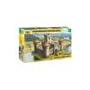 Zvezda Model Kit hrad 8512 - Medieval Stone Castle (re-release) (1:72)