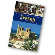 Zypern Reisebücher - MM 3418 idegen nyelvű könyv