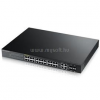 ZyXEL 24-port GbE Smart Managed PoE Switch (GS1920-24HP-EU0101F)